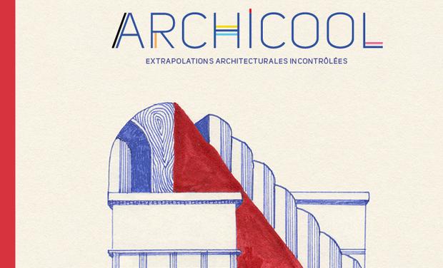 Visueel van project EDITION / LIVRE D'ART - ARCHICOOL dessins d'architecture