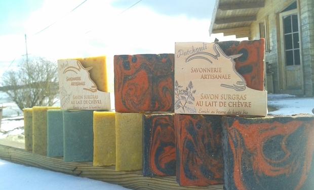 Visuel du projet Créer ma  savonnerie artisanale  a la ferme
