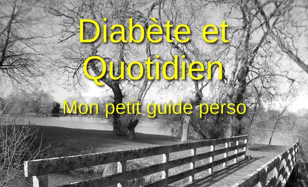 Visuel du projet Diabète et Quotidien