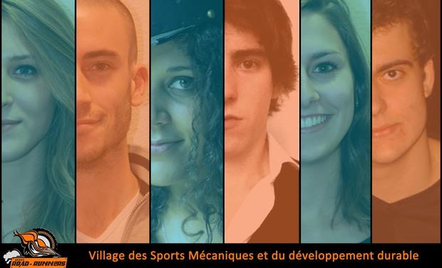 Visuel du projet Village des Sports Mécaniques et développement durable