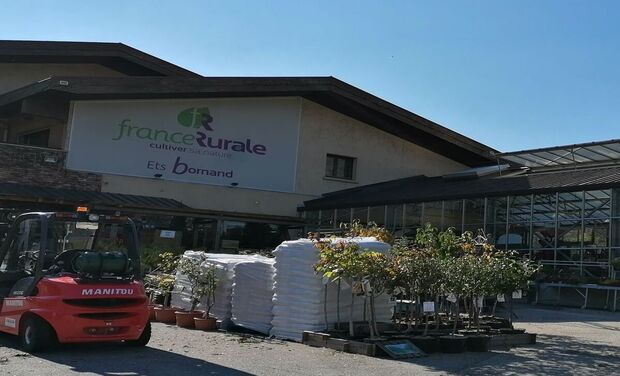 Visueel van project Roxane et Gaby rachètent France Rurale
