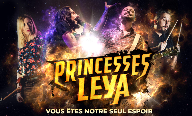 Project visual Princesses Leya : Premier album !