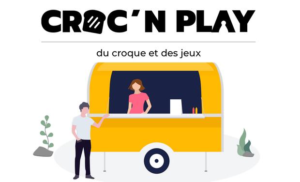 Visueel van project Croc'n Play : du croque et des jeux!