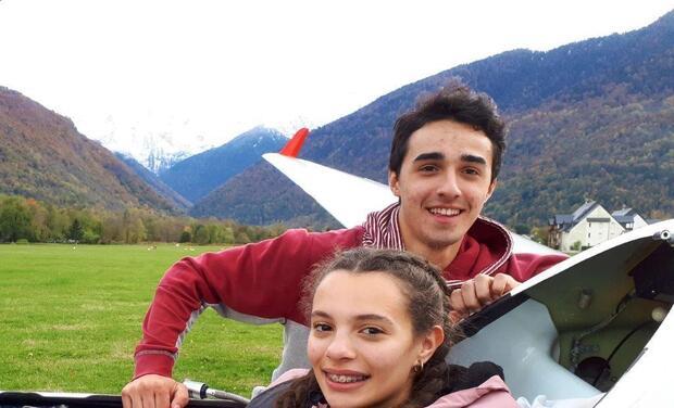 Visueel van project Un avion pour Luchon