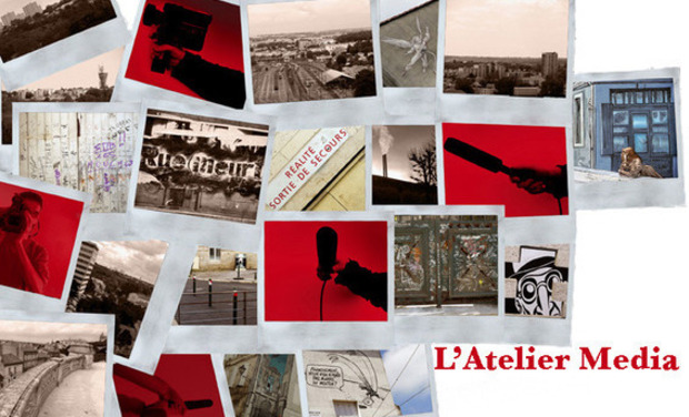 Visuel du projet L'atelier Media
