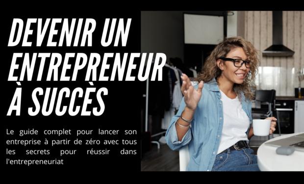 Visuel du projet 1 FORMATION COMPLETE pour créer son entreprise &devenir un entrepreneur à succès