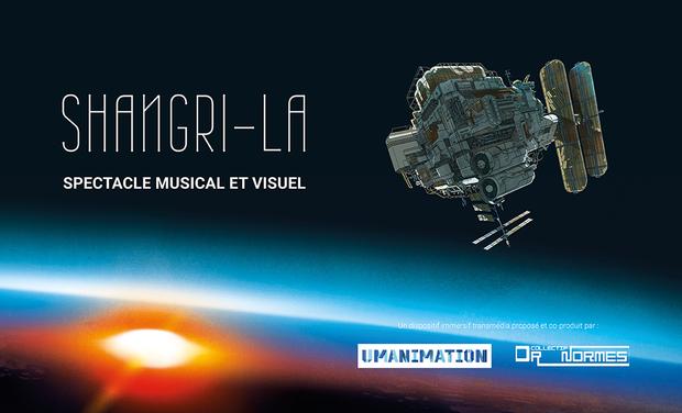 Visuel du projet SHANGRI-LA, spectacle musical et visuel immersif