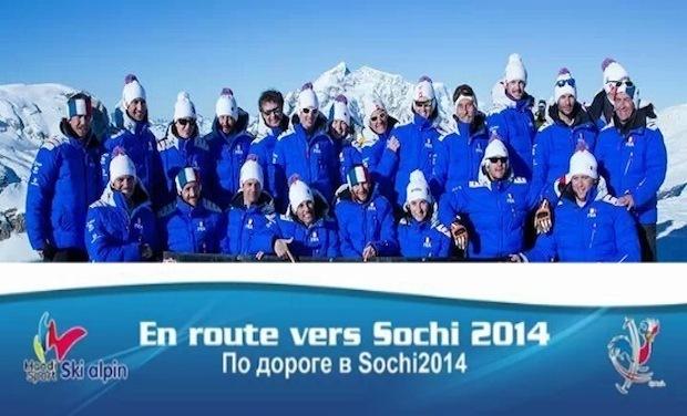 Visuel du projet Ensemble vers Sochi 2014
