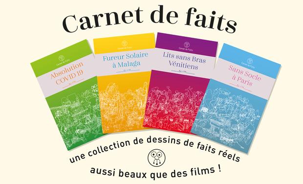 Visueel van project Carnet de faits