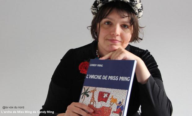 Project visual L'arche de Miss Ming tome 2