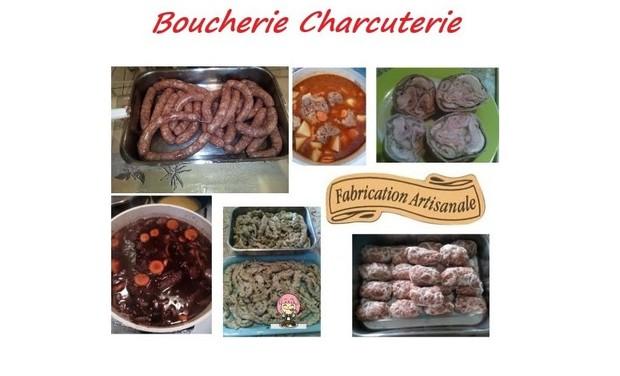 Project visual Boucherie Charcuterie Artisanale et Plats Cuisinés