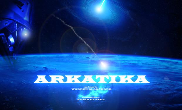 Visuel du projet ARKATIKA Court-métrage