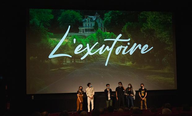Visueel van project L'exutoire - Court métrage