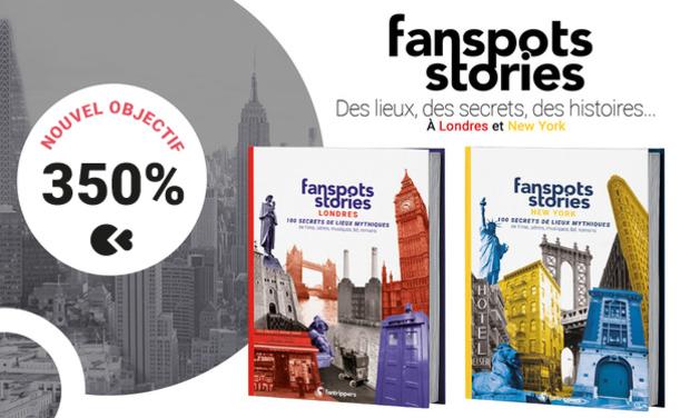 Project visual Fanspots Stories - La nouvelle collection Fantrippers en avant-première sur KKBB