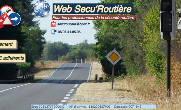 Visueel van project SITE WEB SECURITE ROUTIERE