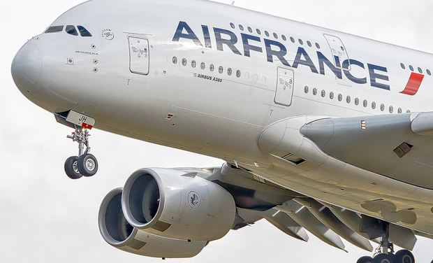Visueel van project Le livre photos de l'Airbus A380 d'Air France