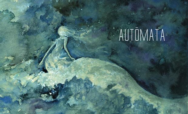 Visueel van project Autómata - First album!