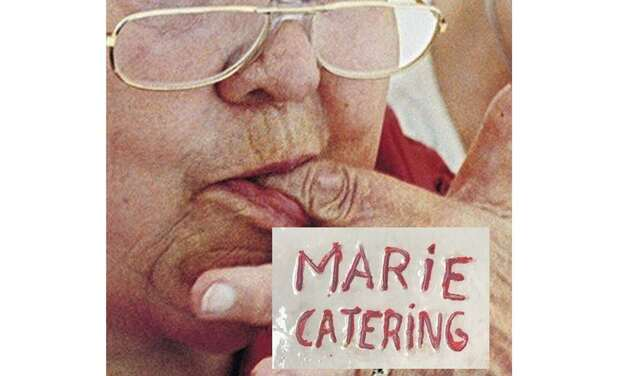 Project visual Marie Catering s'enflamme