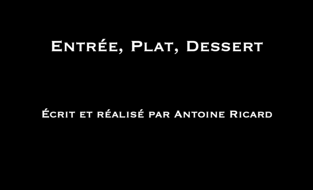 Visueel van project Entrée, plat, dessert