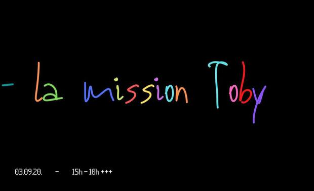 Visueel van project Bitoubi 01 : La mission Toby