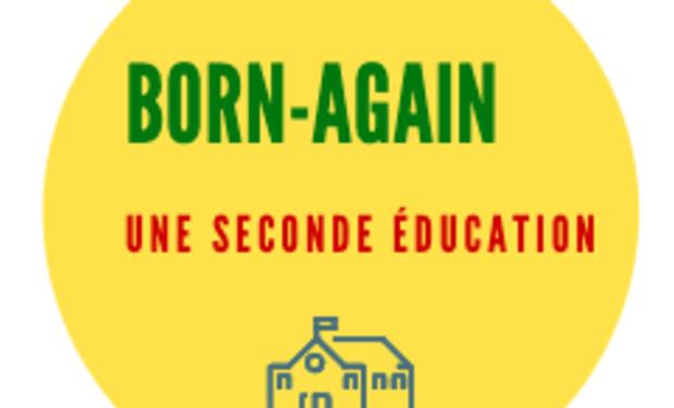 Visuel du projet Born Again