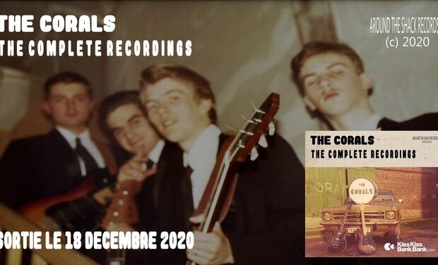 Visuel du projet THE CORALS 'The Complete Recordings'