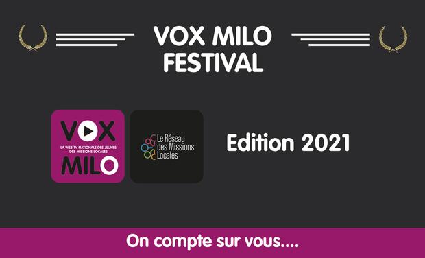 Visueel van project Festival du film des jeunes Mission Locale