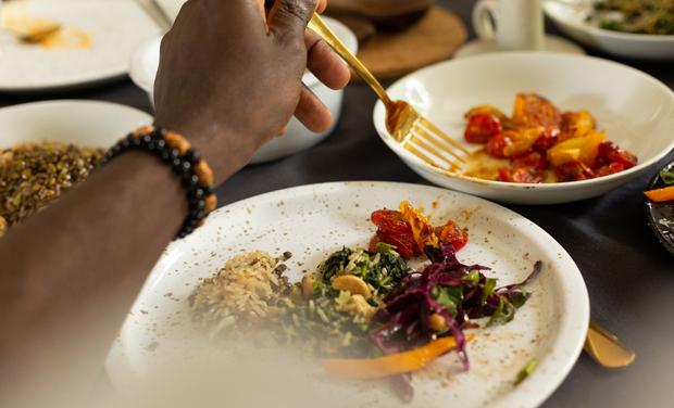 Visueel van project The Spicy Soul - Recettes véganes inspirées des Cuisines Africaines.