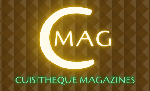 Project visual Cuisithèque Magazines