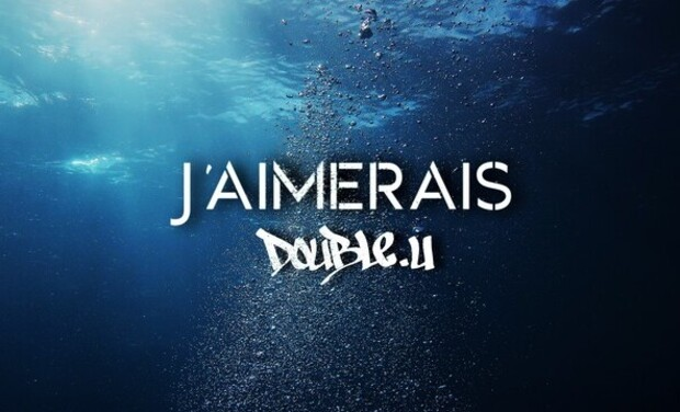 Visueel van project J'AIMERAIS, le 1er mini-album de Double U