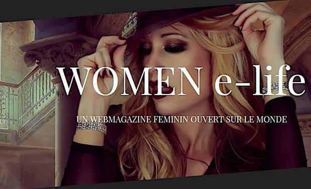 Project visual Women e Life webmagazine féminin indépendant fait appel à vous pour s'épanouir