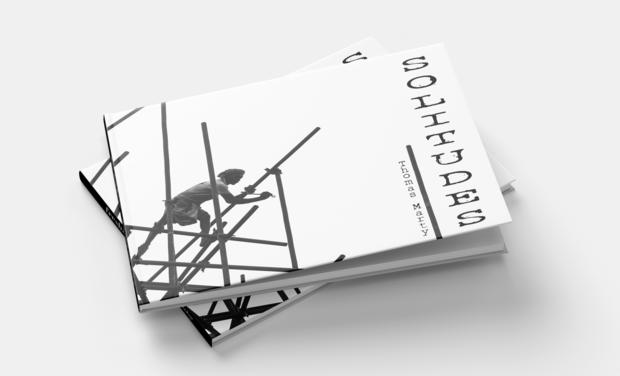 Visueel van project Solitudes, le livre photographique de Thomas Marty