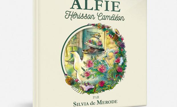 Visuel du projet Alfie le Hérisson, Tome III en prévente!