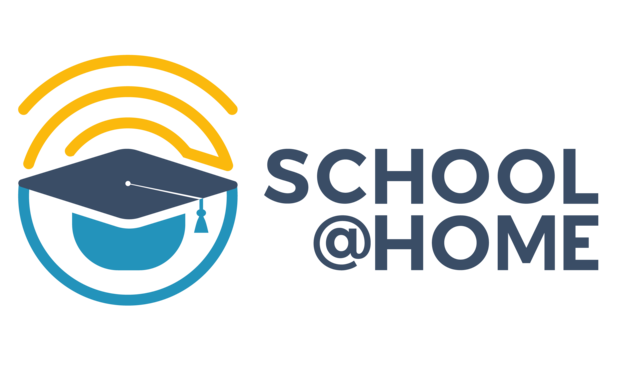 Project visual School@Home - Plate-forme de soutien scolaire 100% en ligne