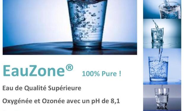Visueel van project EauZone - Superior quality water for the people of the D.R. Congo