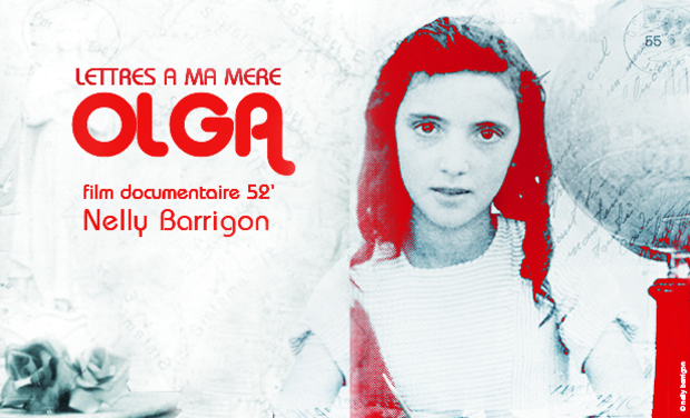 Project visual LETTRES  A MA MERE, OLGA