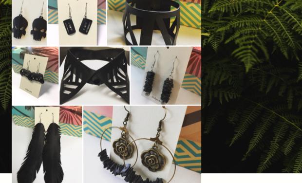 Visuel du projet EivlysArt - Bijoux et Accessoires Upcycling