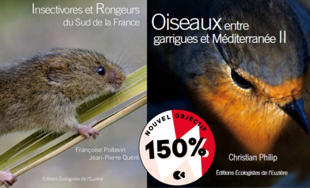 Project visual Des oiseaux et des micro-mammifères....des libellules & des plantes !
