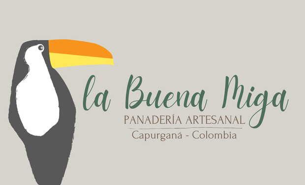 Project visual La Buena Miga : Une boulangerie entre mer et jungle