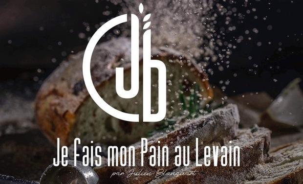 Project visual Je Fais Mon Pain Au Levain