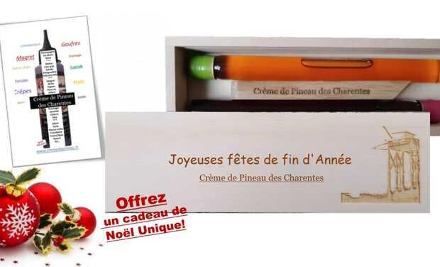 Visuel du projet Crème de Pineau des Charentes