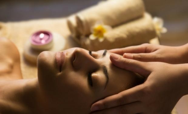 Visuel du projet Institut de massages bien-être