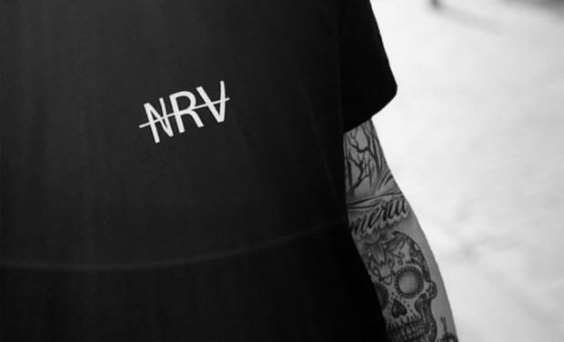 Project visual NRV - Des vêtements pour les amateurs de musique électro