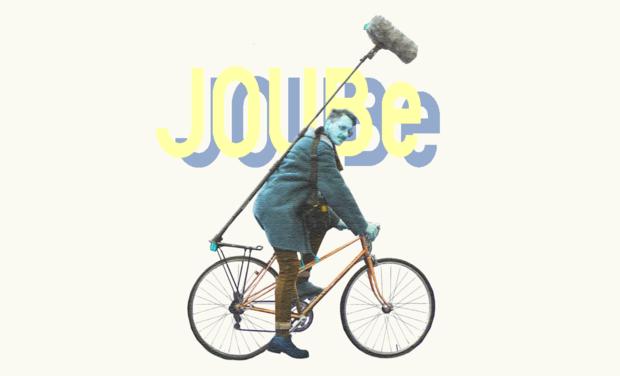 Visuel du projet JOUBe, un projet de musique électro à vélo