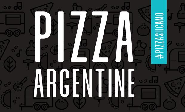 Visueel van project IL CAMO, Pizza Argentine