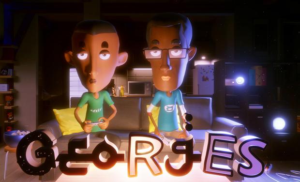 Visuel du projet Georges : ma sitcom animée !