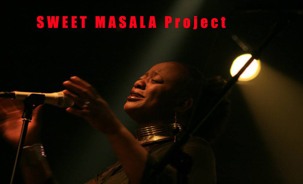 Project visual SWEET MASALA album solo