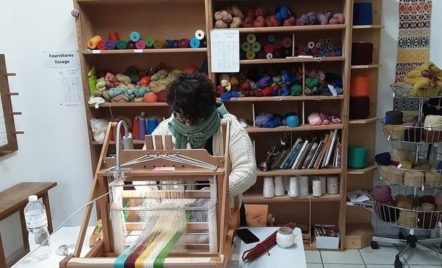 Visuel du projet Atelier de tissage