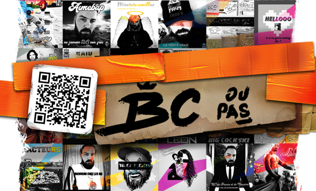 Visueel van project Album #BC