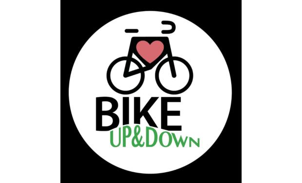 Project visual Bike up & Down, Blois-Nouméa à Bicyclette pour aider la trisomie 21